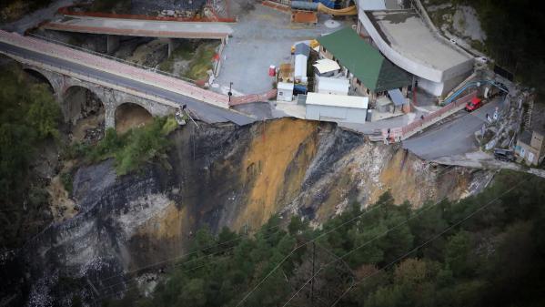 L'ouverture d'une route provisoire vers Tende : une lumière au bout du tunnel pour les sinistrés de la vallée de la Roya