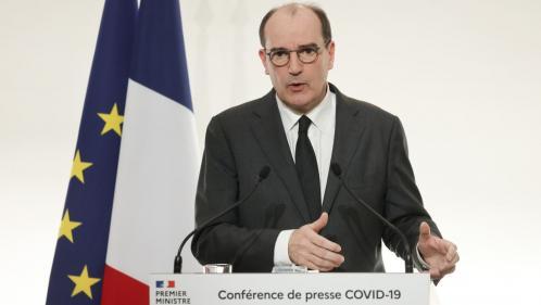 VIDEO. Covid-19 : Jean Castex détaille les règles pour les déplacements en France et à l'étranger dès le 15 décembre