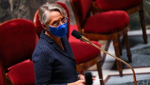 Covid-19: le gouvernement va mettre en place une aide pour les travailleurs précaires, annonce Elisabeth Borne