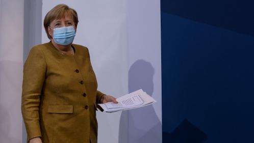 Covid-19 : l'Allemagne prolonge ses restrictions jusqu'à début janvier