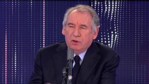 VIDEO. Loi de sécurité globale : François Bayrou comprend l'intention du gouvernement et de ceux qui ont voulu protéger les forces de l'ordre