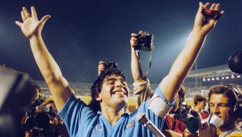 Mort de Diego Maradona : on vous raconte le jour où le