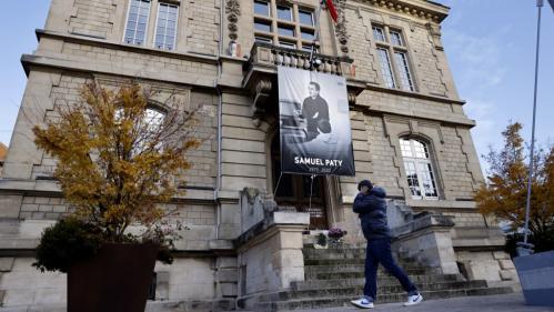 Assassinat de Samuel Paty: quatre nouveaux collégiens mis en examen, dont trois pour
