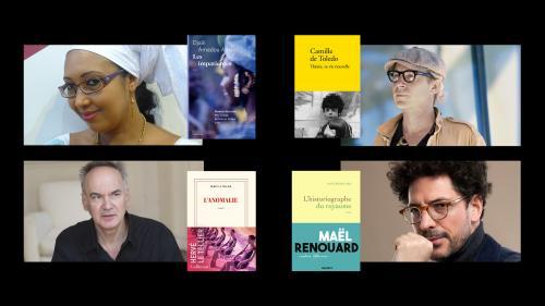Image de couverture - Prix Goncourt 2020 : quel roman a le plus de chances de l'emporter lundi ?