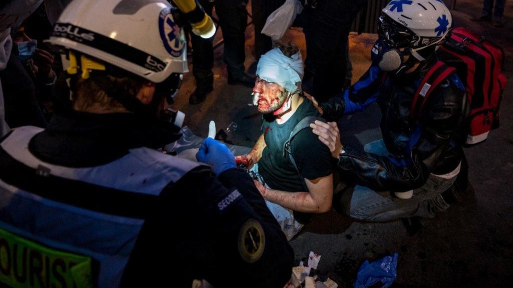 Vrai ou Fake : la police est-elle plus violente en France que dans les autres pays européens ?