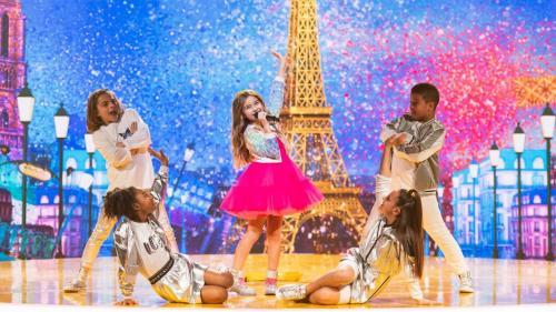 """La France remporte l'Eurovision junior pour la première fois avec la chanson """"J'imagine"""" de Valentina"""