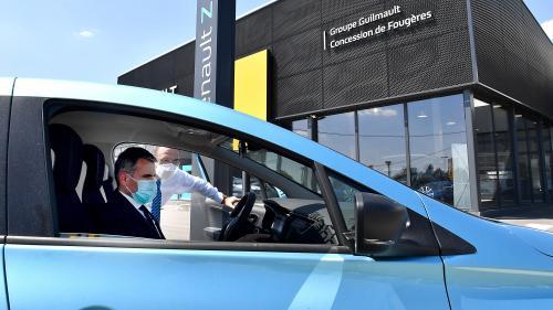 Le marché automobile français, affecté par la crise sanitaire, pourrait cette année chuter à son plus bas niveau depuis 45 ans.