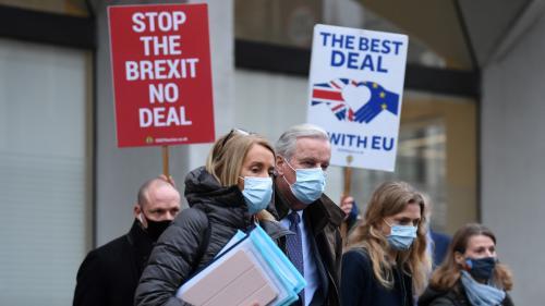 Comment l'Union-européenne, le Japon et les États-Unis se préparent au Brexit ?