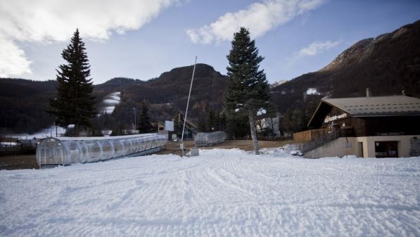 Météo : le département des Hautes-Alpes placé en vigilance orange à la neige et au verglas