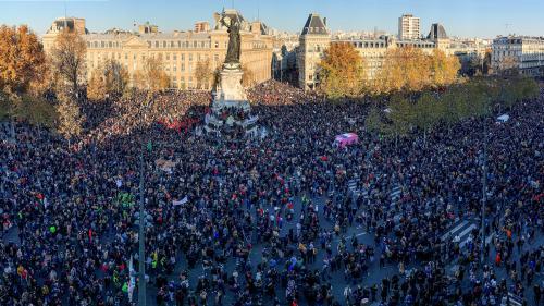 """Manifestations """"sécurité globale"""" : nouvelles inquiétudes pour les commerçants"""