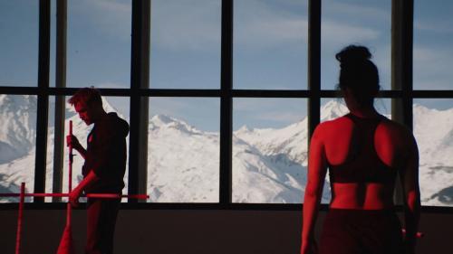 """""""Slalom"""", un premier film percutant sur le harcèlement sexuel dans le sport"""