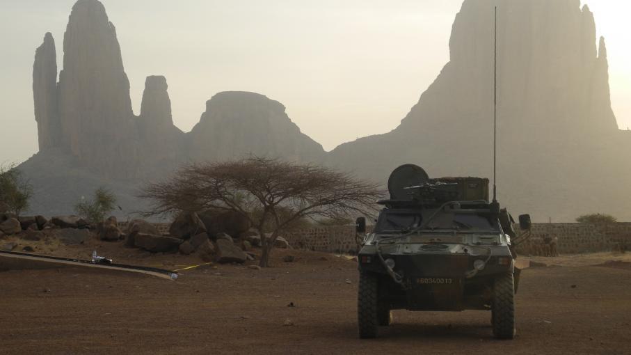 """Mali : engagée militairement depuis 2013, la France a """"des résultats extrêmement concrets sur le terrain"""""""