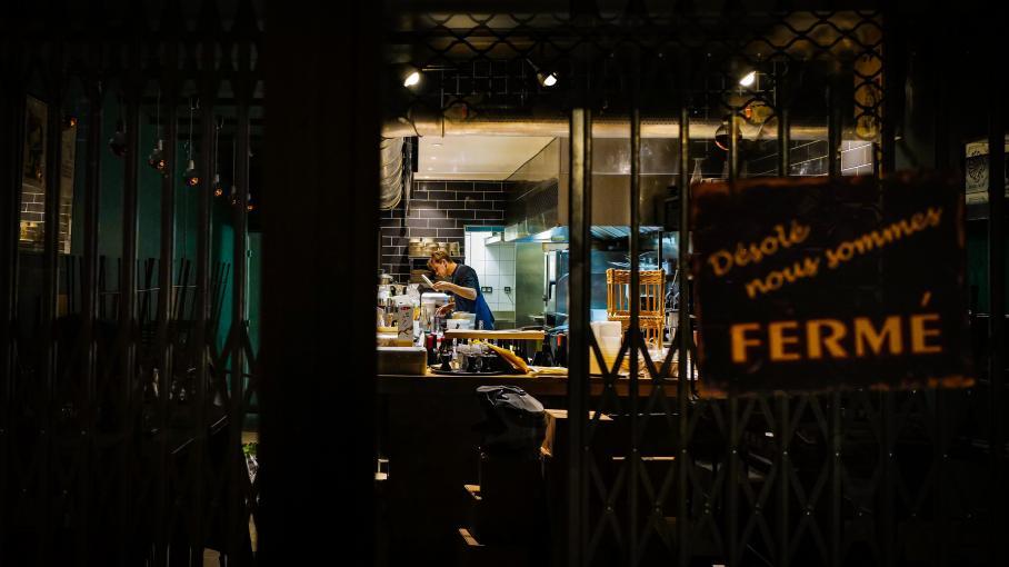 Crise sanitaire : les restaurateurs, durement touchés, refusent de baisser les bras