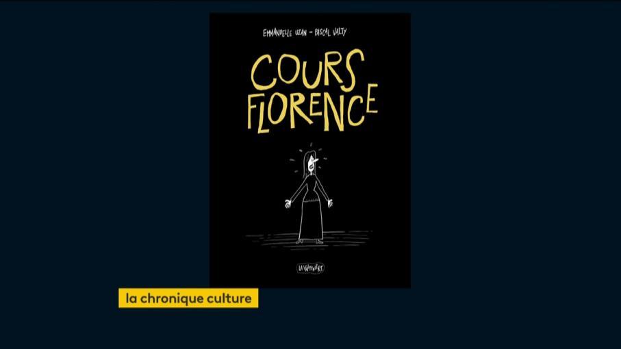 """Culture :la BD""""Cours Florence""""et le festival Eurosonic à l'honneur"""
