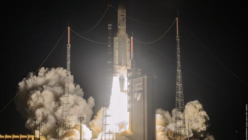 Sciences : une année 2021 pleine de promesses spatiales