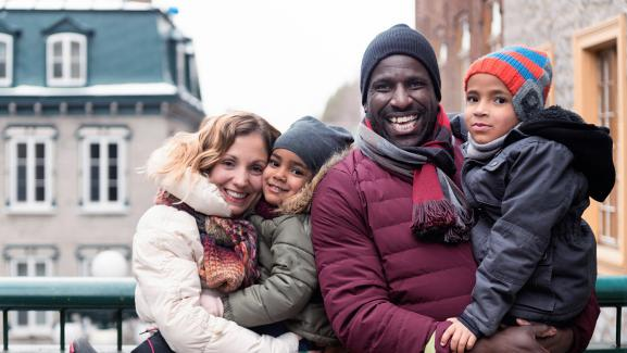 "Portraits of newcomers to Quebec: & nbsp; ""We bring them closer to our partners free of charge to facilitate their installation project at each stage """