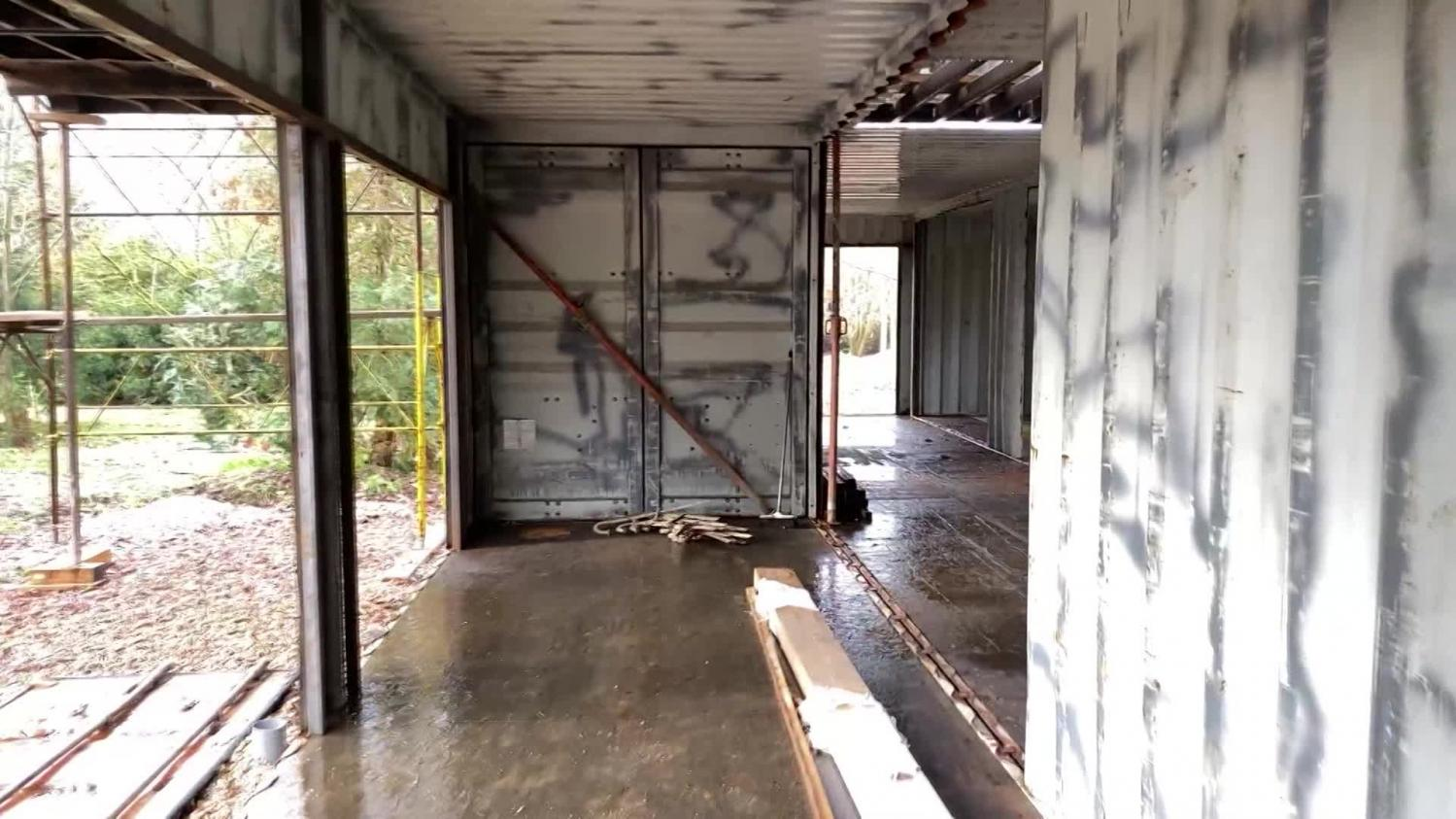 En Meurthe-et-Moselle, une maison de 140 m² construite à base de containers recyclés