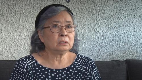 """VIDEO. """"Il faut que le drame de l'agent orange soit connu dans le monde"""", plaide Tran To Nga, victime franco-vietnamienne"""