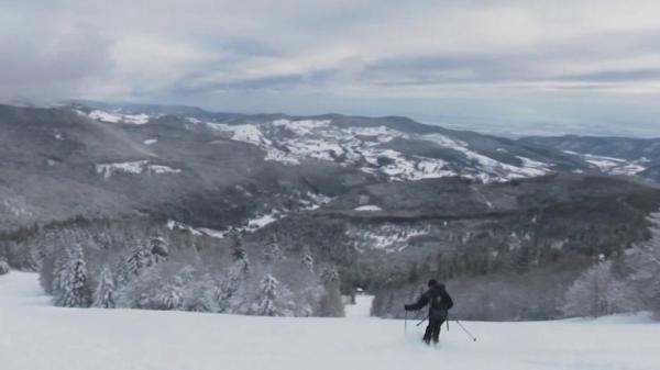 Vosges : fort risque d'avalanches, le corps d'un skieur retrouvé