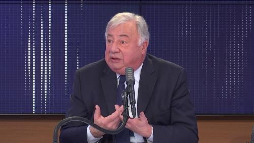 """État d'urgence sanitaire, élections régionales... Le """"8h30 franceinfo"""" de Gérard Larcher"""