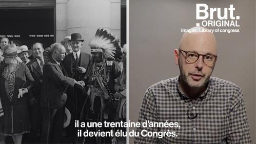 VIDEO. États-Unis : L'histoire de Charles Curtis, le premier vice-président métis