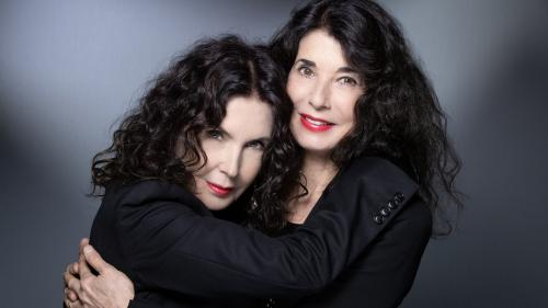 """Les soeurs Katia et Marielle Labèque : """"Il n'y a pas de fusion totale sans travail et sans une énorme discipline"""""""