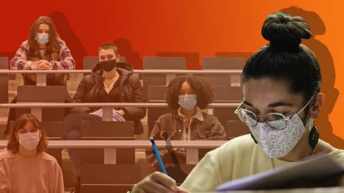 VIDEO. Covid-19 : les effets de la crise sanitaire sur les étudiants en Europe