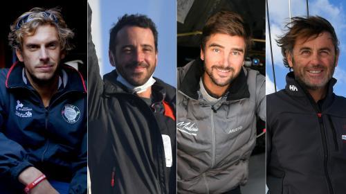 """Vendée Globe : """"C'est incroyable"""", ce suspense à quelques jours de l'arrivée, réagit le  directeur de la course"""