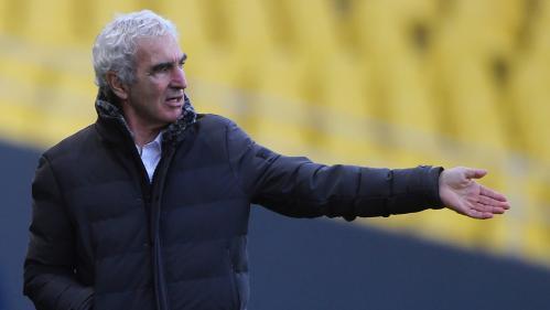 """Football : entraîner le FC Nantes est """"un bonheur permanent, je suis heureux d'avoir trouvé ça"""", confie Raymond Domenech"""