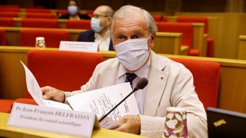 """Covid-19 : """"Il faudra probablement aller vers un confinement"""", estime Jean-François Delfraissy"""