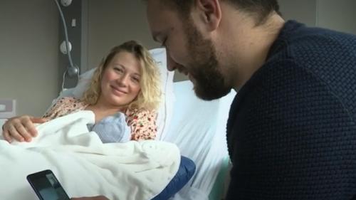 Covid-19 : immersion dans la vie d'une maternité