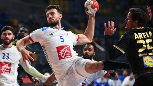 Handball : la France sort son match référence face au Portugal (32-23) et se hisse en quarts de finale du Mondial