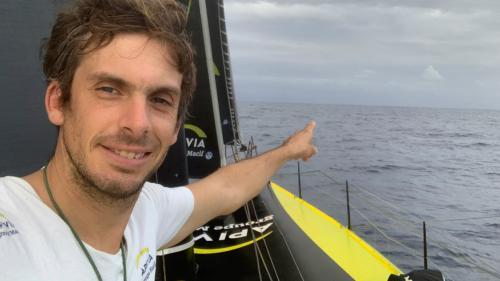 """""""J'ai du mal à me projeter sur l'après"""" : les navigateurs du Vendée Globe appréhendent le retour à la réalité du Covid-19"""