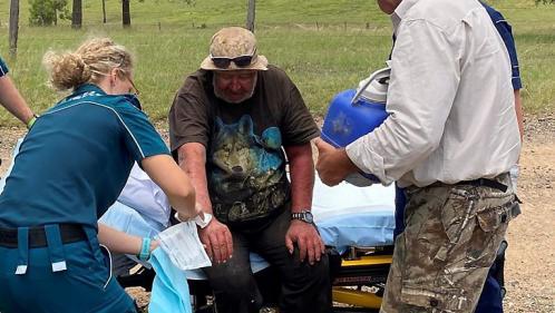 Australie: un homme retrouvé vivant après avoir disparu 18jours dans le bush