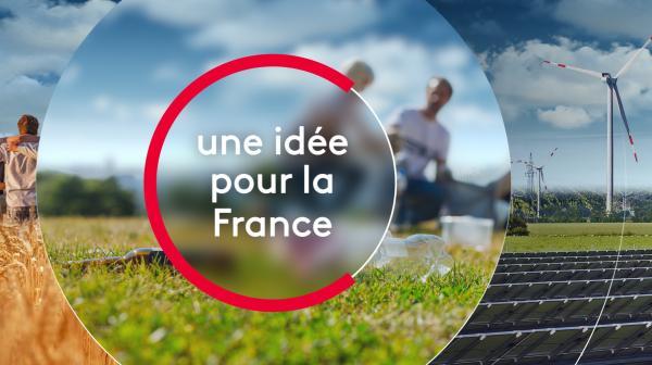 «Une idée pour la France» : vous connaissez un particulier, une association, une entreprise qui a développé une initiative locale utile ? Racontez-nous