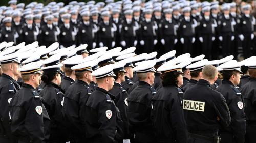 Pourquoi la formation des policiers, au menu du