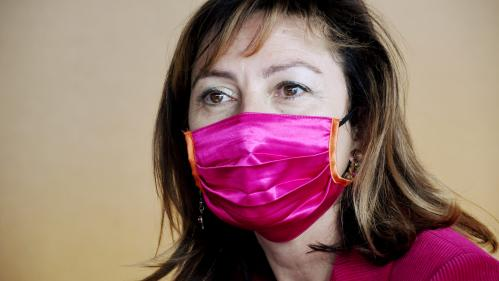 """Covid-19 : la présidente de la région Occitanie Carole Delga demande au gouvernement \""""un message clair\"""""""