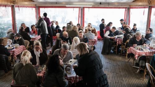 Nice : le restaurateur qui avait ouvert malgré l\'interdiction a été placé en garde à vue, ses clients seront verbalisés