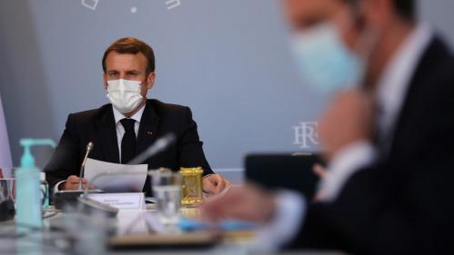 Covid-19 : une réunion sur les traitements organisée à l\'Elysée jeudi matin avec plusieurs scientifiques et membres de l\'exécutif