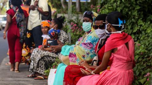Covid-19 : reconfinement pour trois semaines à Mayotte face à la vague épidémique