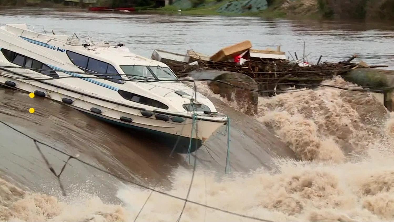 Inondations dans le Sud-Ouest : les prévisionnistes de Vigicrue en alerte - Franceinfo