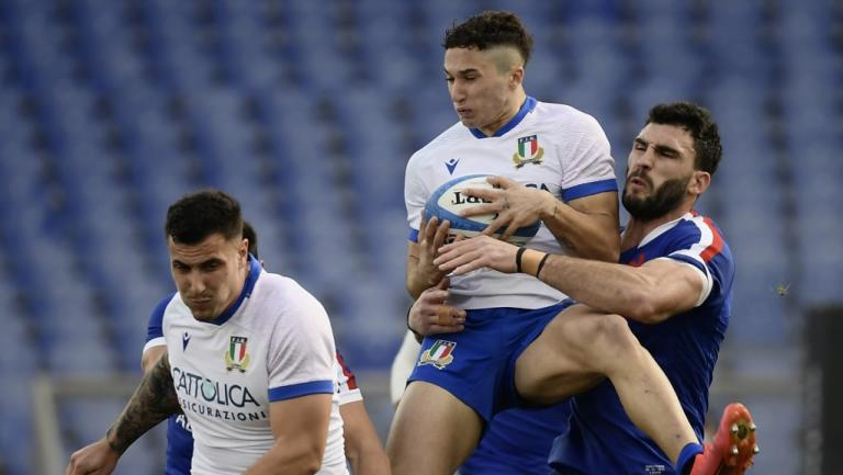 rencontre france italie rugby)
