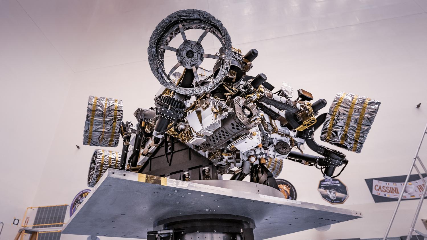 VIDEO. Sept minutes sous haute tension : comment le rover Perseverance va se poser sur Mars - Franceinfo