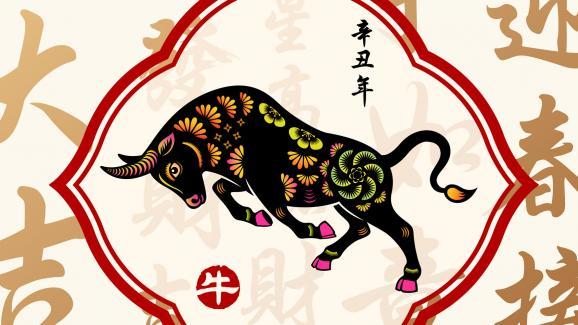 Το έτος ταύρου ξεκίνησε στις 12 Φεβρουαρίου 2021, σύμφωνα με το κινεζικό σεληνιακό ημερολόγιο.  & Nbsp;