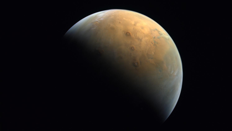 VRAI OU FAKE. Est-ce possible de vivre sur Mars ? - Franceinfo