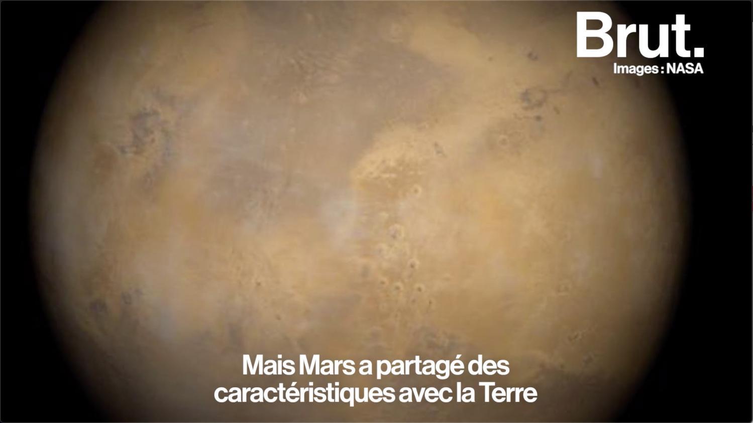 VIDEO. 9 questions très simples sur la conquête de Mars - Franceinfo