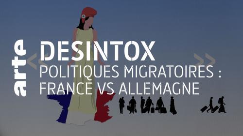 Face à Gérald Darmanin sur France 2, Marine Le Pen a voulu démontrer que la France serait trop laxiste, selon elle, en matière d'expulsions d'étrangers en situation irrégulière.