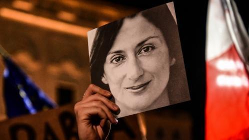 Meurtre d'une journaliste maltaise en 2017 : un des accusés condamné à 15 ans de prison