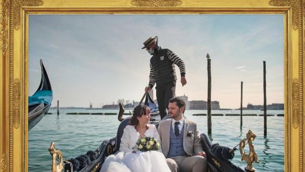 Italie : un mariage à Venise, la ville de l'amour