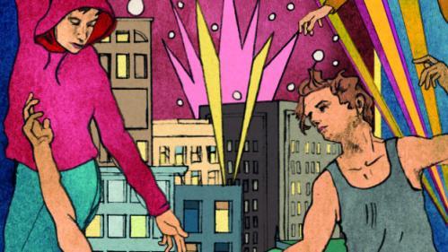 Image de couverture - Avec leurs affiches, Mika et neuf autres artistes redonnent des couleurs à Paris